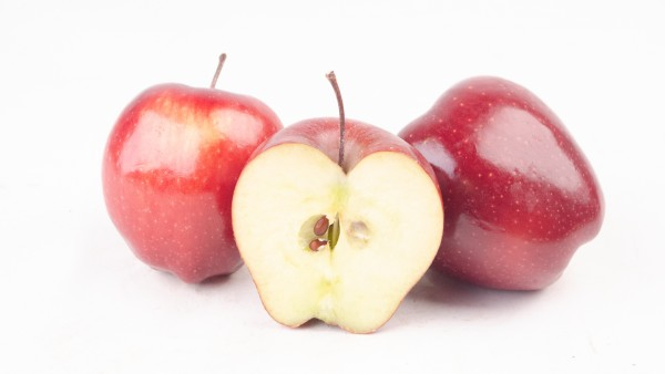 Apfel Red Delicious-Weihnachtsapfel Kiste
